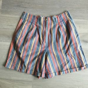 VINTAGE 90's Limited Shorts size 10 high waist